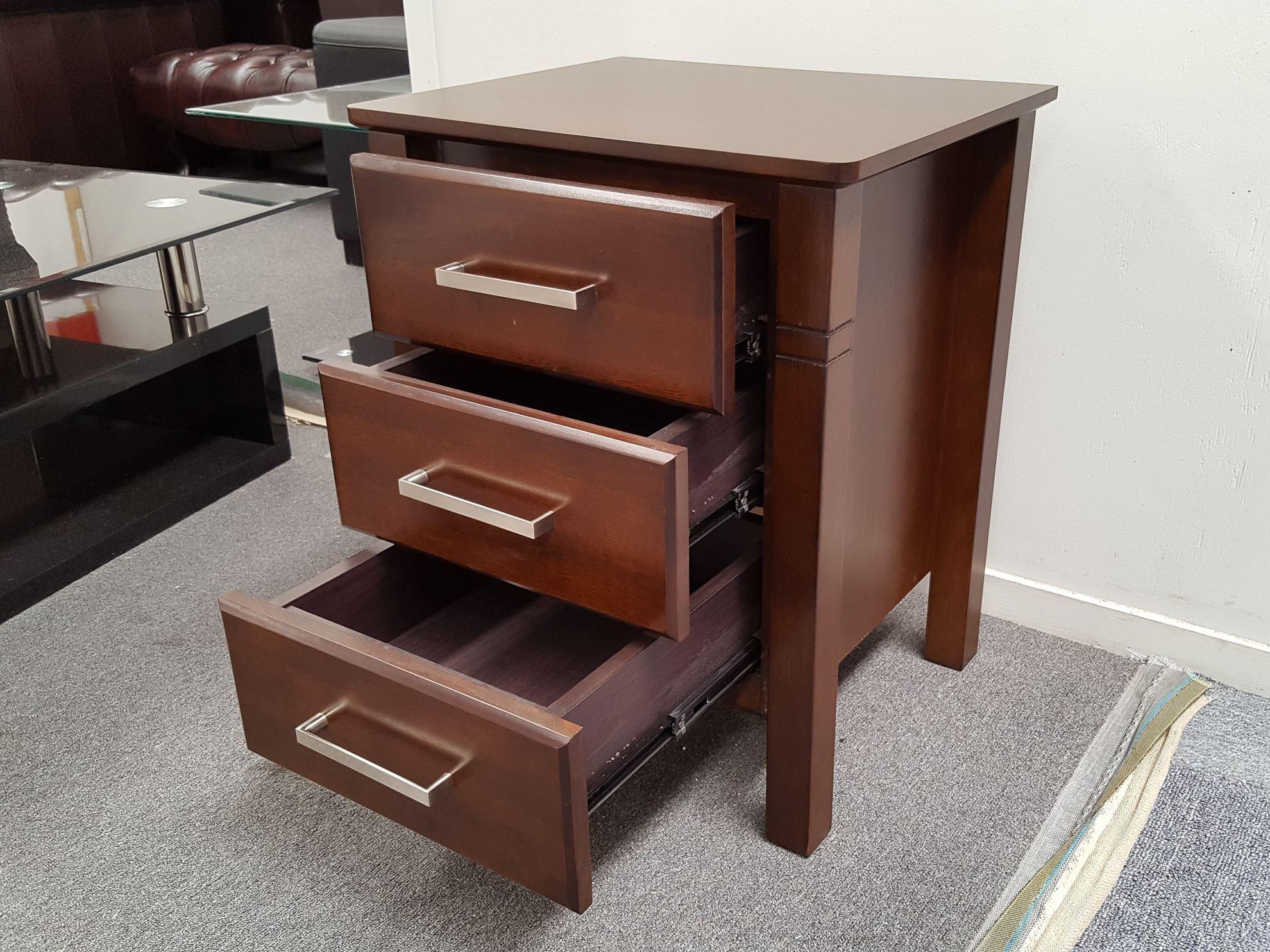 furniture place wenge jessica bedside table. Black Bedroom Furniture Sets. Home Design Ideas