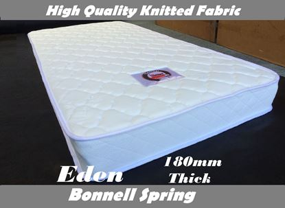 Picture of Eden Bonnell Spring Single Mattress
