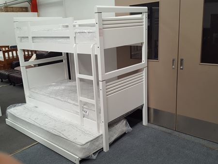 Picture for category Single Bunk Beds