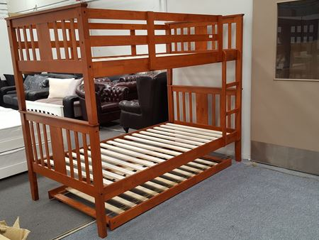 Picture for category Bunk Frame Only