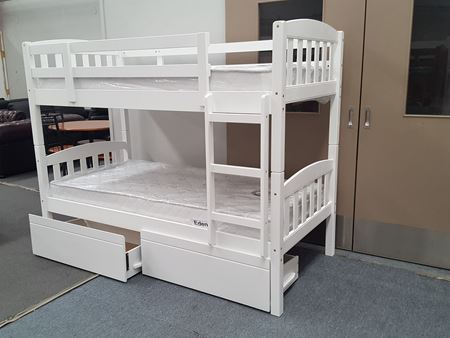 Picture for category Bunk with Mattresses