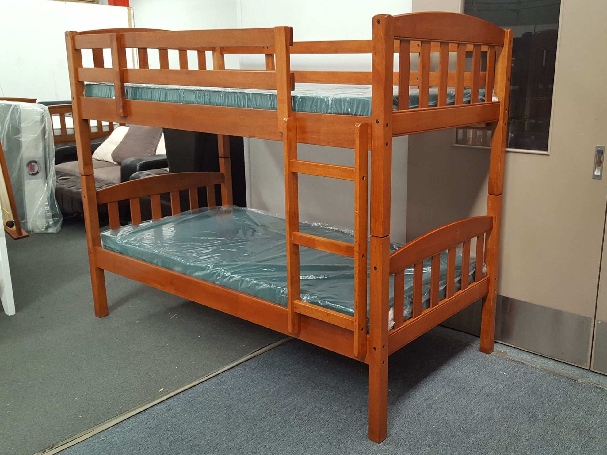plan with beds bunk basement mattress design bed jeffsbakery twin