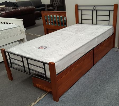 Picture for category Bed with Mattress